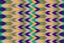 紫色锯齿图案背景图片