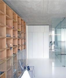 现代简约室内柜子设计图