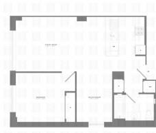 现代家装平面图