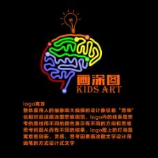 美术logo