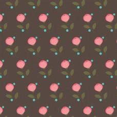粉红色的花朵图案背景