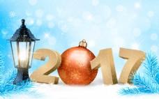 2017圣诞节字体图片1