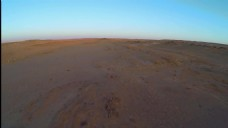 实拍沙漠元素视频