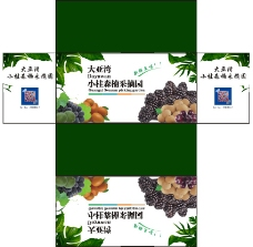 水果盒子包装