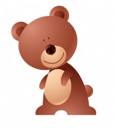 矢量玩耍熊猫EPS