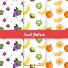水果图案的收集
