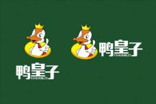 鸭皇子logo