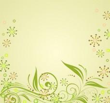 矢量绿化花草