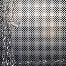 铁网格背景