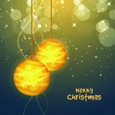 圣诞节精美卡通矢量海报素材文件
