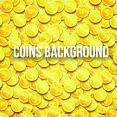 很多高质量金币素材矢量文件