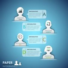 商业信息分析创意设计图