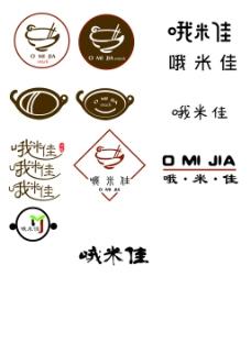 哦米佳logo