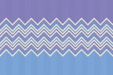 紫色锯齿背景图片