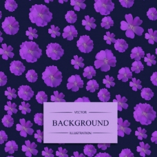 手绘紫色渐变背景