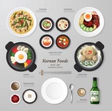商业食材信息创意设计图