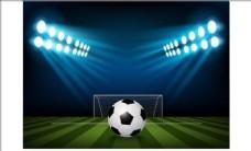 足球背景素材