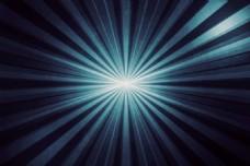 蓝色放射线图片