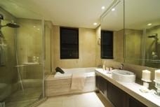 豪华别墅浴室装修效果图