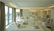 简约客厅沙发设计图