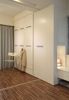 现代简约室内背景墙设计图