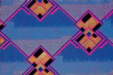 菱形几何背景图片