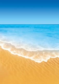 唯美海岸风景