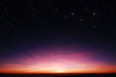 星空星光空浩瀚背景素材