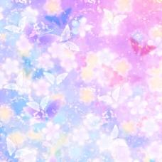 蝴蝶渲染背景素材