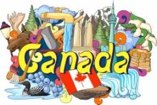 时尚加拿大旅行