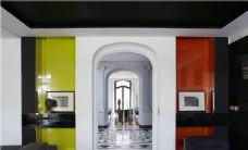欧式现代家居装修效果图
