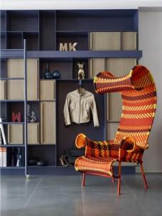 现代时尚室内衣柜设计图