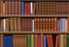 图书馆书籍