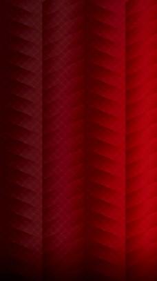 红色纹理背景