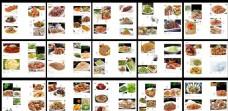 菜谱设计模板