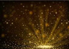 光束粒子光效背景
