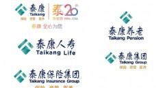 泰康人寿保险集团标志 泰康养老