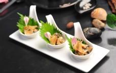 芥末海螺片
