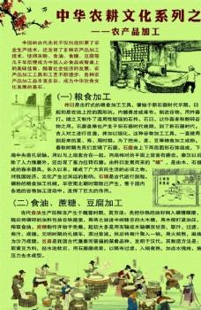 农耕文化之(农产品加工)