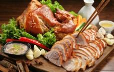 韩式猪腿肉