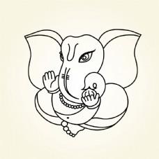 印度象头神