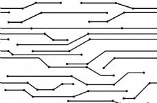 电路板线路