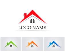 房地产别墅标志图片