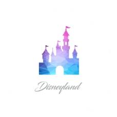 迪士尼土地,多边形