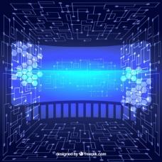 虚拟抽象技术背景