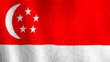 新加坡国旗视频