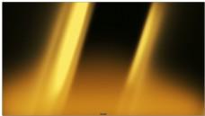 浮光掠影的金色光效背景视频素材