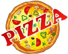 创意披萨商标