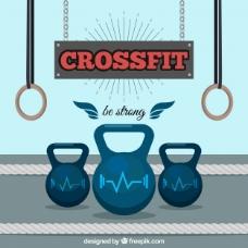 CrossFit的背景与权重