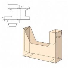 黄色纸盒设计图片